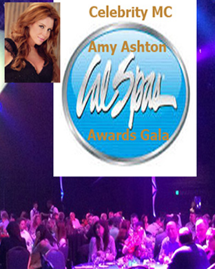 Celebrity MC Amy Ashton Cal Spas Awards Gala